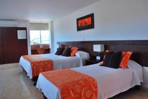 Hotel Hacaritama Colonial, Hotels  Villavicencio - big - 9