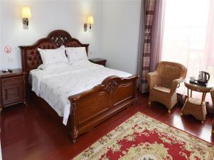 Beidaihe Golden Sea Hotel, Hotely  Čchin-chuang-tao - big - 38