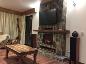 Gran Departamento Termas de Chillan - Apartment - Nevados de Chillán