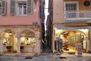 Lemonia Luxury Apartment, Apartments  Corfu Town - big - 4