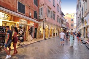 Lemonia Luxury Apartment, Apartments - Corfu Town