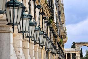 Lemonia Luxury Apartment, Apartments  Corfu Town - big - 32