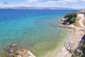 Lemonia Luxury Apartment, Apartments  Corfu Town - big - 33