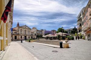 Lemonia Luxury Apartment, Apartments  Corfu Town - big - 35