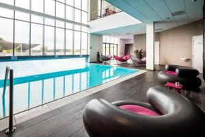 Fletcher Wellness-Hotel Helmond (former City resort Hotel Helmond), Отели  Хелмонд - big - 9