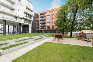 Apartamenty Apartinfo Sadowa, Apartments  Gdańsk - big - 106