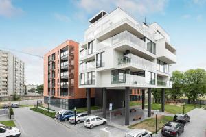 Apartamenty Apartinfo Sadowa, Apartmány  Gdaňsk - big - 129