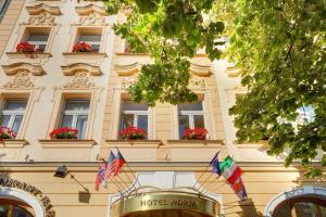 Vítkovice - Mísecky - Medvedín Hotels