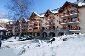Résidence Odalys Soleil d'Aure - Hotel - Saint-Lary Soulan