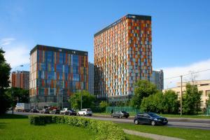 Salt City Moscow Apartment - Penyagino