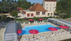 Location gîte, chambres d'hotes VVF Villages « Le Domaine du Poitou » La Bussière dans le département Vienne 86