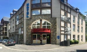 Hôtel Les Arches - Hotel - Saint-Lary Soulan
