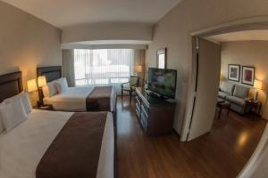 Hotel Clarion Suites Guatemala..
