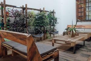 Casa Helsinki, Проживание в семье  Кордова - big - 21