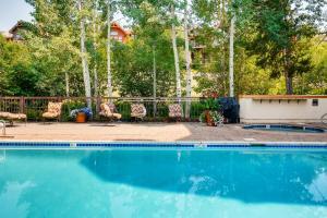 Meadows Condos at EagleRidge by Wyndham Vacation Rentals, Апарт-отели  Стимбот-Спрингс - big - 88
