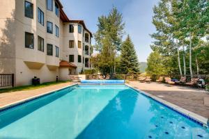 Meadows Condos at EagleRidge by Wyndham Vacation Rentals, Апарт-отели  Стимбот-Спрингс - big - 83