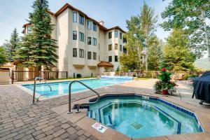 Meadows Condos at EagleRidge by Wyndham Vacation Rentals, Апарт-отели  Стимбот-Спрингс - big - 82
