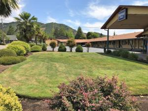 Bestway Inn, Motely  Grants Pass - big - 37