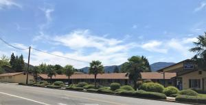 Bestway Inn, Motely  Grants Pass - big - 36