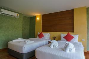 Koh Kood Paradise Beach, Üdülőtelepek  Kut-sziget - big - 29