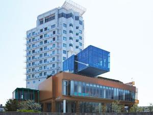 Hotel Seagull Tenpozan Osaka, Hotels  Osaka - big - 1
