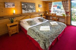 Hôtel Chalet des Champions - Hotel - Les Deux Alpes