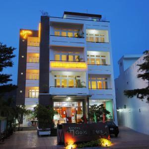Gold Stars Hotel, Hotel  Long Hai - big - 18