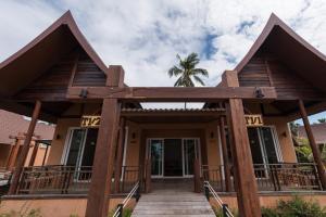 Koh Kood Paradise Beach, Üdülőtelepek  Kut-sziget - big - 60