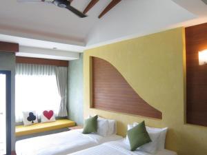 Koh Kood Paradise Beach, Üdülőtelepek  Kut-sziget - big - 35