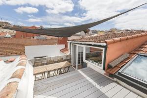 Rooftop Duplex in São Bento