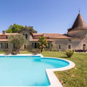 Chateau de Puyrigaud - Baignes-Sainte-Radegonde