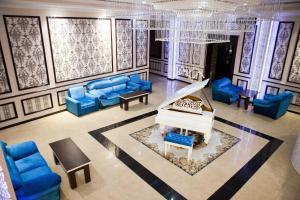 Отель Issam, Шеки