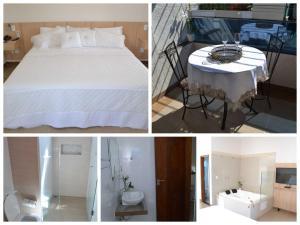 Hotel San Gennaro, Отели  Santa Fé do Sul - big - 46