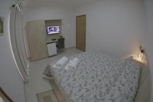 Hotel San Gennaro, Szállodák  Santa Fé do Sul - big - 6