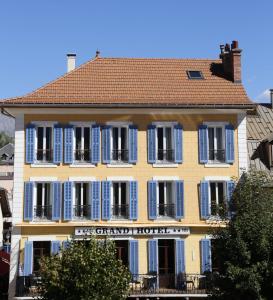 Le Grand Hotel, Hotels  Barcelonnette - big - 1