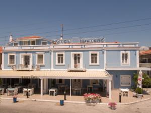 Hostels e Albergues - Xastero