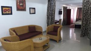 Auberges de jeunesse - Aroma Residency