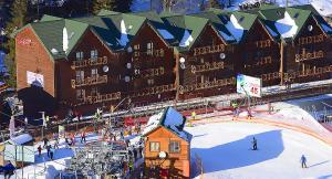 ZimaSnow Ski&Spa Club - Accommodation - Bukovel