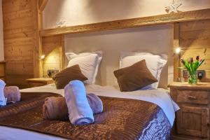 Chalet Virolet - Accommodation - Les Gets