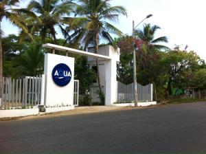 Cabañas Aqua Blue, Apartmánové hotely  Coveñas - big - 21