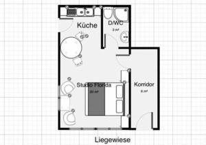 Chalet Florida - Apartment - Bürchen