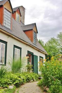 Gîte Aux Quatre Délices - Accommodation - Neuville