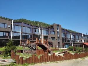 Luxury Apartment in Baikal Hill Residence - Listvyanka