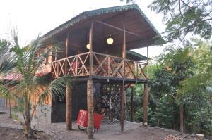 Mucumbli, Лоджи  Ponta Figo - big - 11