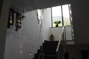 Apart Alpinlive, Aparthotels  Ladis - big - 20