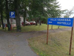Hotel Villa Vanessa, Hotely  Siltakylä - big - 29