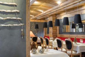Hotel Les Mélèzes, Hotely  Les Deux Alpes - big - 31