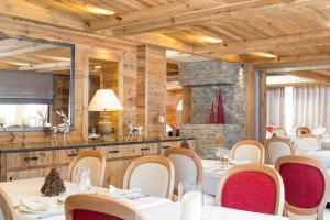 Hotel Les Mélèzes, Hotely  Les Deux Alpes - big - 23