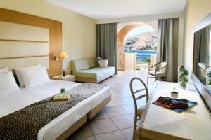Lindos Royal Hotel, Hotels  Lindos - big - 46