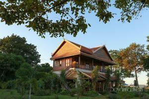 Green Plateau Lodge, Lodge  Banlung - big - 1